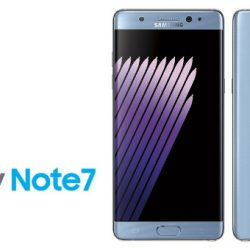 Samsung: Swop Your Note7 for S7 Edge + $250 Cheque or Get Full Refund