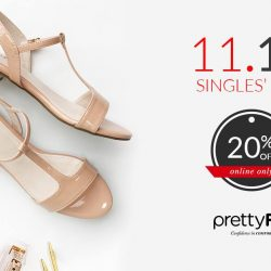 prettyFIT / BeetleBug: Single's Day 20% OFF Flash Sales Online!
