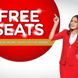AirAsia: 3 Million FREE Seats Up for Grabs to Malaysia, Indonesia, Thailand, Japan, Korea, Australia and many more