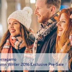 Citibank: Enjoy Additional 10% OFF at the Exclusive Salvatore Ferragamo Pre-Sale