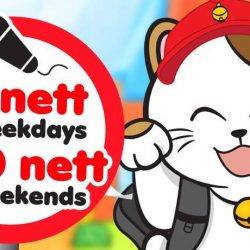 Karaoke Manekineko: Student Promotion - 2 Hours of Singing Session for $8 Nett!