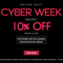 Guardian: Coupon Code for 10% OFF Storewide Online