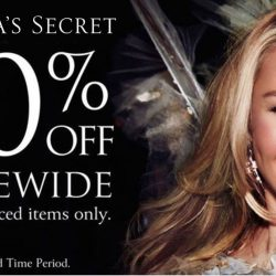 Victoria's Secret Singapore: 20% OFF Storewide Sale with UOB Cards!