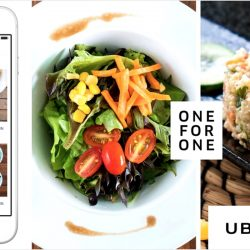 UberEATS: 1-for-1 Selected Items from LaVie SG , Vanilla Bar & Café and Soi 55 Today Only!