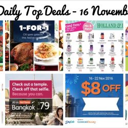 BQ's Daily Top Deals: $8 OFF Cab Fare, Limited Edition Pokemon EZ-Link Cards, Baby Land Year-End Clearance Sale, kikki.K 20% OFF, Citibank 1-for-1 Festive Buffets & More!