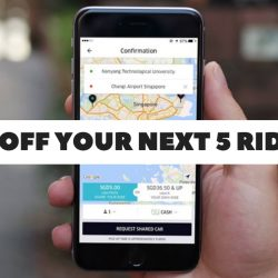 Uber: Coupon Code for $5 OFF Your Next 5 Rides