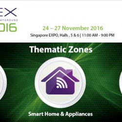 Singapore Expo: SITEX 2016