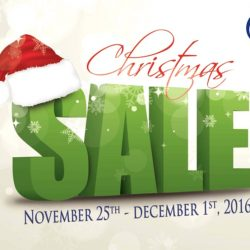 Phoon Huat: Storewide Christmas Sale at All Outlets - 15% OFF All Items