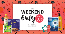 RedMart: Weekend Sale Up to 50% OFF + Coupon Code for $12 OFF