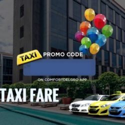 ComfortDelGro: Coupon Code for $5 OFF Your Taxi Fare