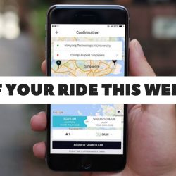 Uber: Coupon Code for $3 OFF Your Ride This Weekend!