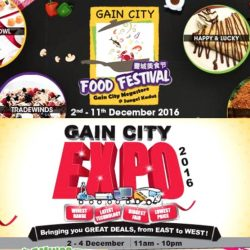Gain City: Food Festival + Expo Deals on Home Appliances & Electronics Products!