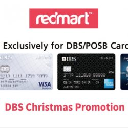 Redmart: Coupon Code for Up to $18 OFF on Your Order with DBS/POSB Cards