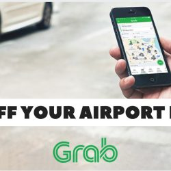 Grab: Coupon Code for $15 OFF Your Ride To or From Changi Airport with UOB Cards