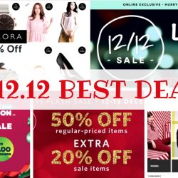 Dun Miss These 12.12 Best Sales from Cotton On, Charles & Keith, Muji, Lazada & More!