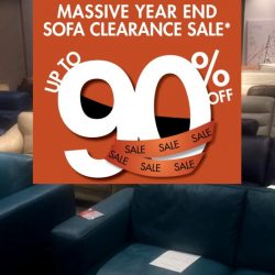 Sofa Outlet: Warehouse Clearance Sale on Sofas Up to 90% OFF