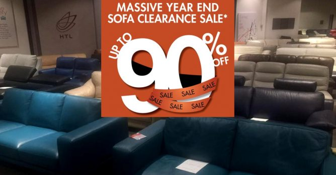 Fret Not As They Still Have Many More Sofa Designs For You To Choose From At Their Mive Year End Warehouse Clearance