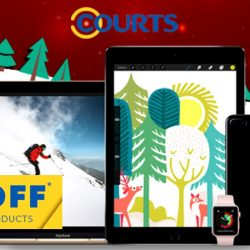 Courts: Coupon Code for 10% OFF Apple Products