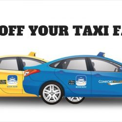ComfortDelGro: Coupon Code for $11 OFF Your Taxi Fare