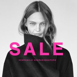 Zara: Year End Sale Starts Today with Up to 50% OFF Selected Items