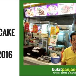 Foodfare: FREE Carrot Cake at Bukit Panjang Hawker Centre from 5.30am to 10.30am!
