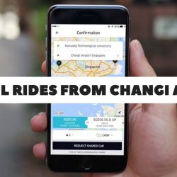 Uber: $10 POOL Rides from Changi Airport to Anywhere in Singapore