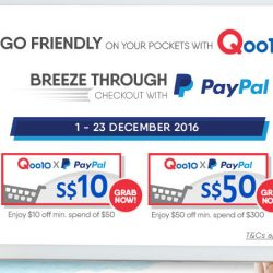 Qoo10: Grab Exclusive PayPal Coupons & Deals!