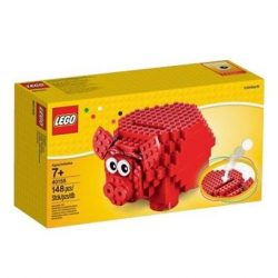 [Bricks World (LEGO Exclusive)] LEGO Piggy BankTime to save your money for the January launches?LEGO Piggy Bank available in all our stores;