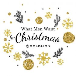 [Goldlion] Looking for Christmas gifts for the men in your life? Spoil your Dad, Boyfriend, and Hubby from top to toe