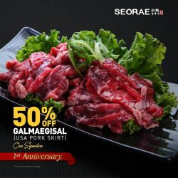 [SEORAE] We turn One this year. Thank you to all of our valued customers. To celebrate our anniversary, we have special