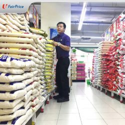 [NTUC FairPrice] Empathy comes naturally to Mr Joelle Ke, the team leader of grocery department. Always keeping a lookout for his surroundings,