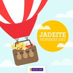 [Crystal Jade Steamboat Kitchen] Today is a big day for all Jadeite members. Dine at any Crystal Jade outlets and enjoy 2x JPoints the