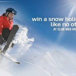 [The North Face] Win a Snow Holiday like no other! Stand a chance to win a 5D4N all-inclusive holiday for 2 at
