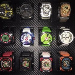 [TVG] TVG, Where addiction starts.. Bringing forth statement timepieces for the demanding youPicture courtesy of Mr F...We know you