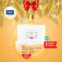 [Watsons Singapore] Christmas is almost here – make the wishes of your loved ones come true with these great deals!