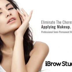 [iBrow Studio] Do you want your boyfriend/husband to be amazed by how fast you can get your make-up done? With