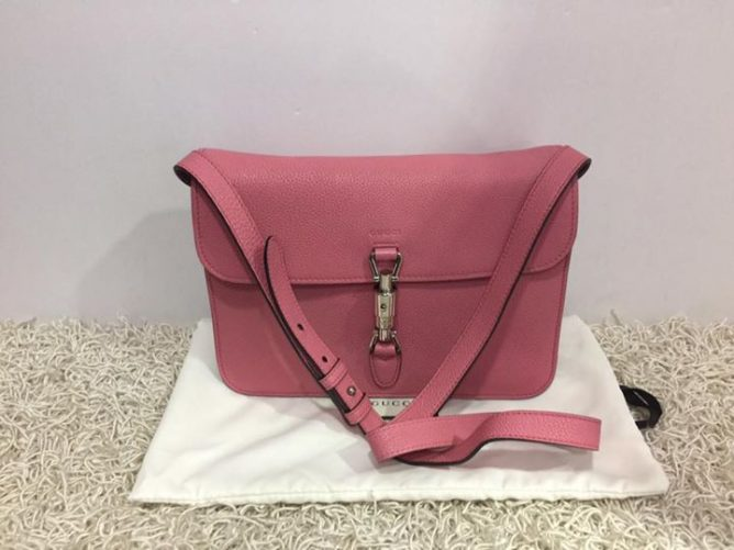 Brand Model Gucci 362971 Jackie Flap Bag 2250 Rp 3200 Item Code Fe8922c Fe12rp 1c Call 62352628 Chee Wah At Far East Plaza