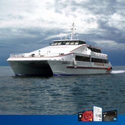 [UOB ATM] Need a short vacay anytime soon? Jump on the next ferry with Batamfast Ferry for a weekend getaway to Batam.