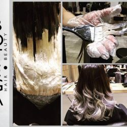 [BOTTEGA hair & beauty] If you don't mind standing out but still want to keep you natural roots at the same time, the