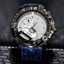 [TVG] TVG, Where addiction starts.. Bringing forth statement timepieces for the demanding youGaltiscopio Carousel 49mm on Blue strap SOLD!!Chapter
