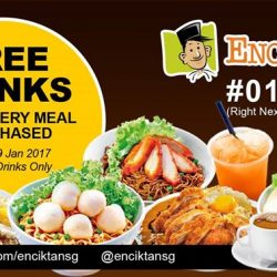 [Encik Tan] If you've not heard yet, we're having this awesome dine-in promotion exclusively at Star Vista!Be sure