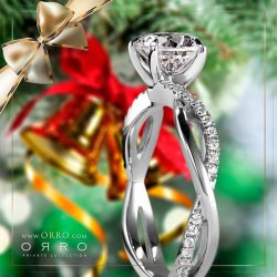 [ORRO Jewellery] Looking for a Xmas Gift?Come to ORRO now and select from thousands of rings, pendants, earrings and bracelets designs.