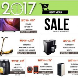 [Best Denki] Start the new year with our New Year Sale at BEST Online Store. Don't miss out the deal. While
