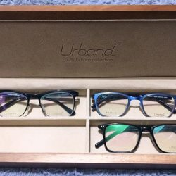 [Nanyang Optical] Complimentary from us -Urband Buffalo Horn Collection will be given as Free gift to customer who purchase Essilor: Varilux Comfort