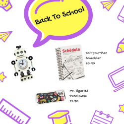 [Artbox Singapore] School is starting soon! Checked out what we have for your first day at school! Mr. Tiger 82 Pencil Case -