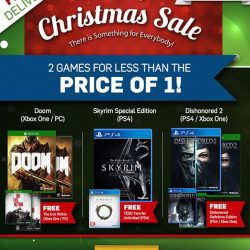 [PLAYe] Let us interest you in some great game titles, at a really good deal!Check out this app exclusive promo