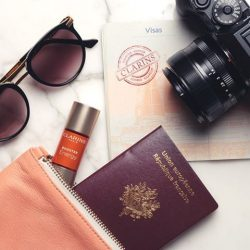 [Clarins] Going for a short getaway this new year? Don't forget to pack in your Boost of Energy for that
