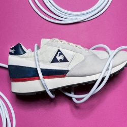 [Le Coq Sportif] The Eclat 89, an iconic model first released in 1985, is now a key member of le coq sportif's