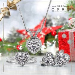 [ORRO Jewellery] Looking for a Christmas Gift that sparkles?Visit ORRO today! ★ Xmas SALE - 50% off for every 2nd item*! ★ Prices start