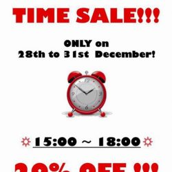 [Tonkotsu Kazan] Only in Novena Square 2 outlet! Special TIME SALE only for a limited period. Hurry! Before the time runs out!⏰⏰⏰